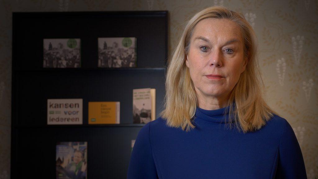 Sigrid Kaag over het aftreden van het kabinet om de toeslagenaffaire.