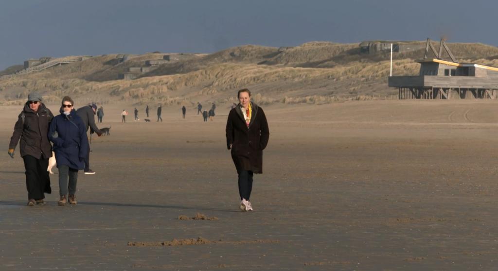 Sigrid in documentaire: 'van Beiroet tot Binnenhof'